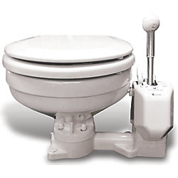 Fresh Head Manual Toilet