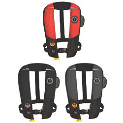HIT Automatic Inflatable PFD - Hydrostatic Inflator Technology