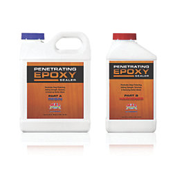 Wood Penetrating Epoxy Sealer