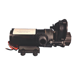 53101 Macerator Pump with Integral Waste Valve