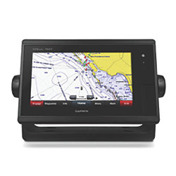 GPSMAP 7600 Series Chartplotters - with BlueChart g2 & LakeVu HD Maps
