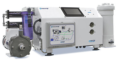 Max-Q+ Watermaker from FCI Watermakers