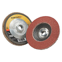 967A Cubitron II Premium Performance Flap Disc - Integral 5/8-11 Hub