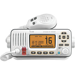 IC-M324 Series VHF Marine Transceiver