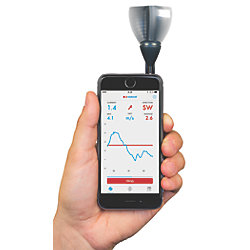 Vaavud 2 Wind Meter for Smart Phones