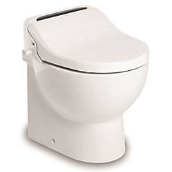 Tecma E-Breeze Toilet & Bidet