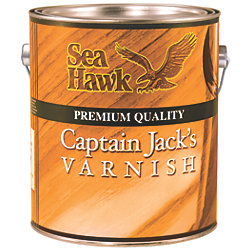 Premium High Gloss Marine Varnish