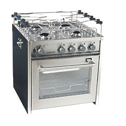"OceanChef 20"" Wide Marine Stove - with Multi-Directional Gimbal"