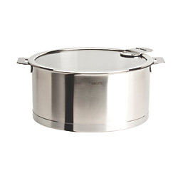 Strate Saucepan with Glass Lid - 1, 1.5 or 3 Quart