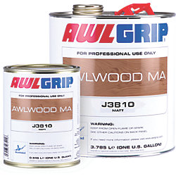 Awlwood MA Clear Topcoat Finish - Matte