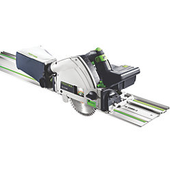 "TSC 55 Plus-XL-FS - Cordless Track Saw with Dual Batteries & 55"" Rail Guide"
