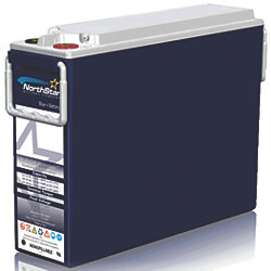 12V Blue+ Meridian Advanced Marine AGM Deep Cycle Battery - 181 Ah, 1250 CCA