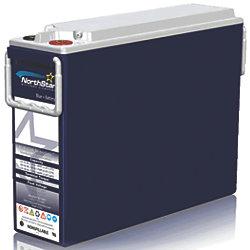 12V Blue+ Advanced Marine AGM Deep Cycle Battery - 215 Ah, 1420 CCA
