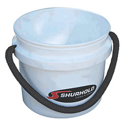 3-1/2 Gallon Soft Rope Handle Bucket