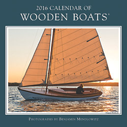 2016 Calendar of Wooden Boats