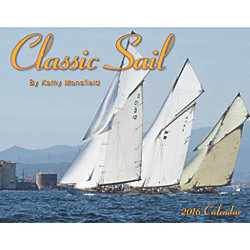 Classic Sail 2016 Calendar