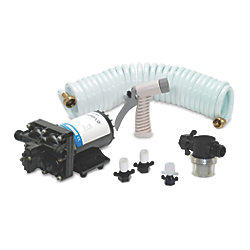 Blaster II Washdown Kit