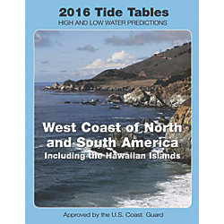 2016 Tide Tables
