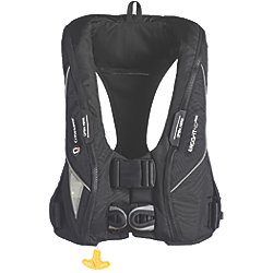 ErgoFit 40 Pro USCG Automatic Inflatable PFD - with Harness