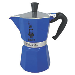 "Moka ""Color"" Espresso Maker"