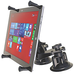Universal X-Grip Cradle for 12in Large Tablets