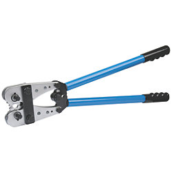 Heavy-Duty Hex Lug and Terminal Crimpers