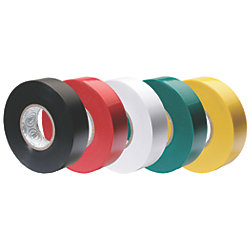 Electrical Tape Assorted Color Pack