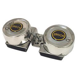 MaxBlast Twin Mini Compact Horn - Two Tone