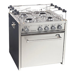 """OceanChef 20"""" Wide Marine Stove - with Standard Gimbal"""