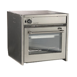 "20"" OceanChef Built-In Marine Gas Ovens - with Grill"