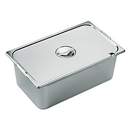 Gastronorm Flat Lids for Stainless Steel Baking/Roasting Dishes - Multiple Sizes