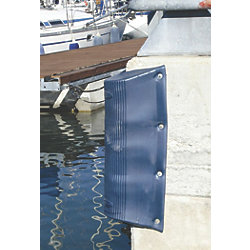 "Solid EVA Foam Angle Dock Bumper - 33"" Long"