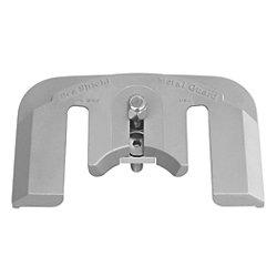 Mercury Bravo E-Plate Quick-Change Anode Kit - Aluminum