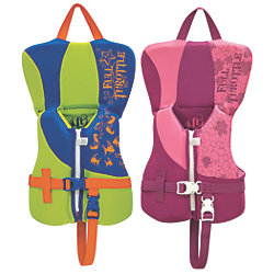Infant Hinged Rapid-Dry Flex-Back Vest