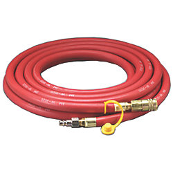 1/2IN LOW PRESSURE HOSE 25FT