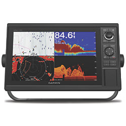 "GPSMAP 1242xsv - 12"" Chartplotter + Sonar Combo - without Transducer"