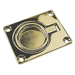 BRASS RING PULL (LARGE)