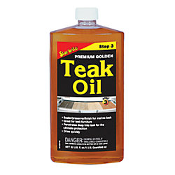 QT PREMIUM GOLDEN TEAK OIL