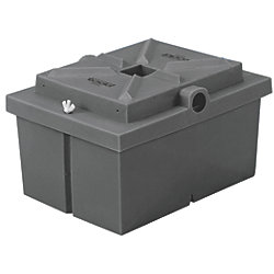 DBL BATTERY BOX 17X121/2X10INH.