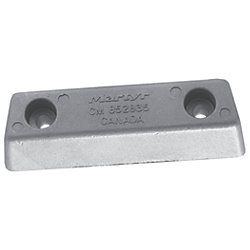 ZINC VOLVO 290 OUTDRIVE BAR ANODE