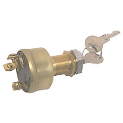 BRS IGNITION SWITCH 3 POS