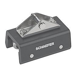 SCH 72-32 4 WHEEL TRAVELER CAR 1-1/8IN TRACK