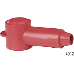 2-2/0 RED STUD CABLECAP INSULATOR