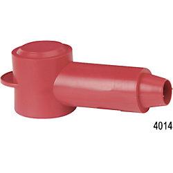 3/0-4/0 RED STUD CABLECAP INSULATOR