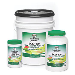 5 GAL TEAK CLEANER POWDER TCP-100-5