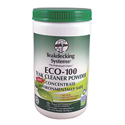 QT. TEAK CLEANER POWDER TCP-100-2