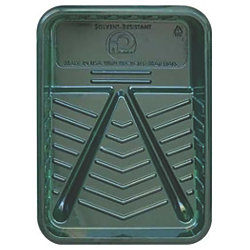 SOLVENT RESISTANT GRN PLS TRAY (OLD #24)