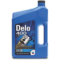GA DELO 400 30 WEIGHT OIL