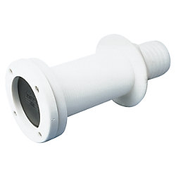 ACETAL THRU-HULL & SCUPPER 1-1/2IN