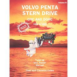 VOLVO STERN DRIVE II 92-93 038-1